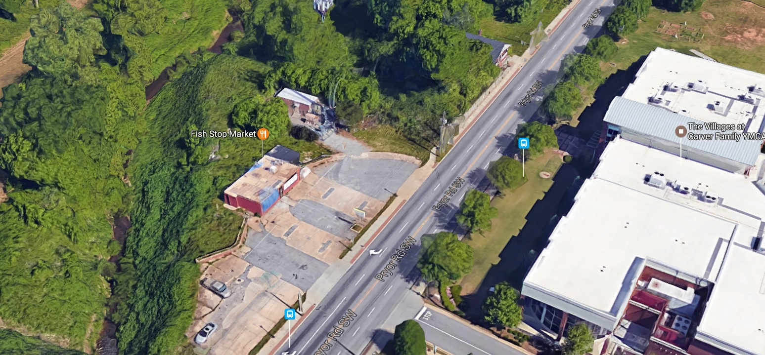 4 ACRES OF RESIDENTIAL LAND IN DOWNTOWN ATLANTA