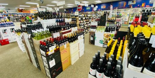 (SOLD) Suwanee Liquor Store for $359K!!!