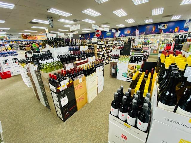 (SOLD) Suwanee Liquor Store for $359K!!!