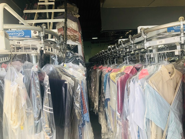 JUST REDUCED! DAWSONVILLE DRY CLEANERS!