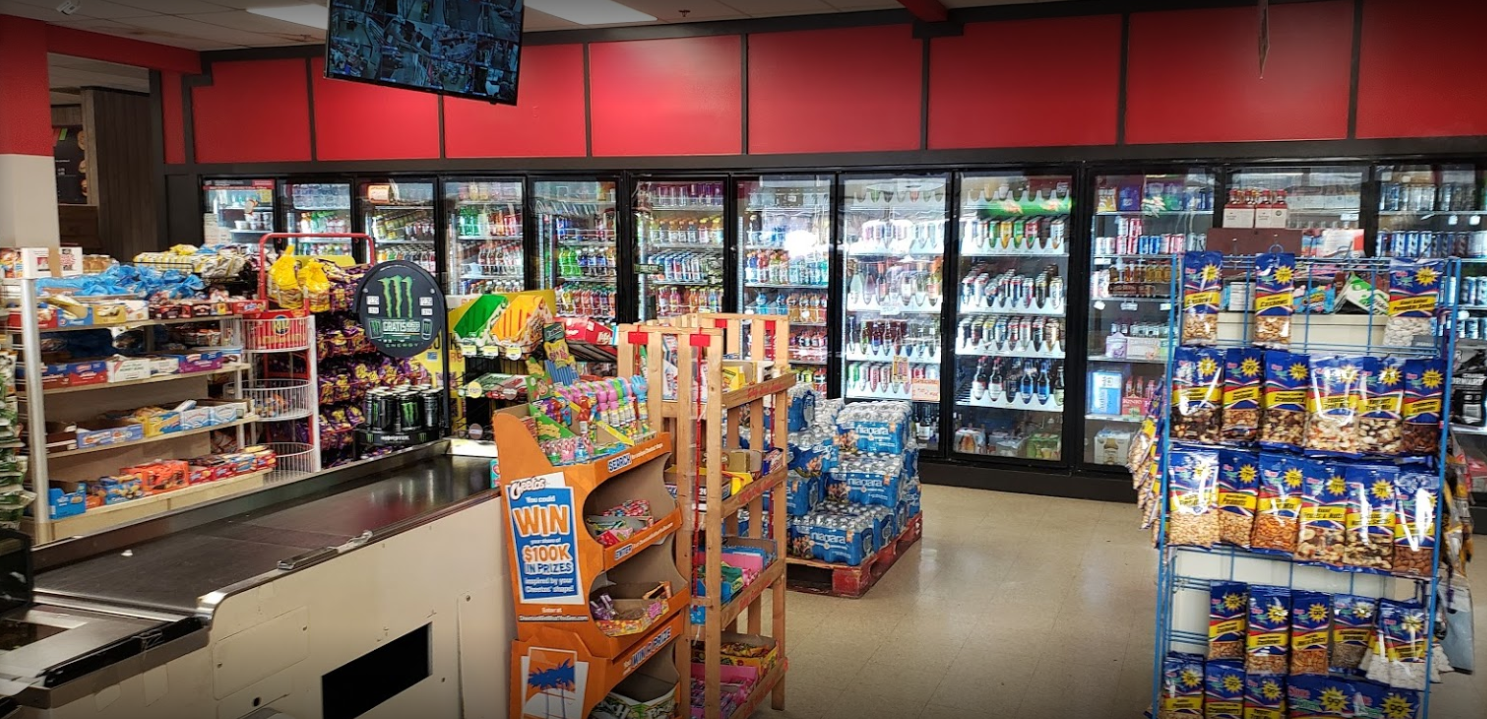 NEW LISTING! Morrow Grocery Store for $199,000!