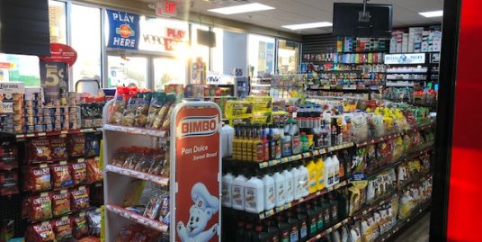 BACK ON THE MARKET! Suwanee Gas Station Business Only for $159K!