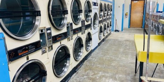 SOLD! Norcross Coin Laundry Business for $129K!!!
