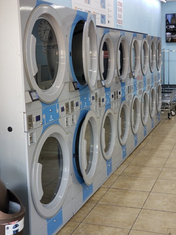 SOLD! Greenville Coin Laundry for $149K!