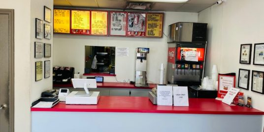 NEW LISTING! Profitable Wing Restaurant Business for $185K!